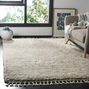 Safavieh | Vloerkleed Curtiz 150 x 240 cm taupe vloerkleden wol vloerkleden & woontextiel vloerkleden | NADUVI outlet