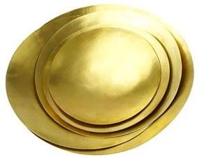 Tom Dixon Form Bowl schaal set small goud
