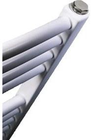 VASCO GK Radiator (decor) H131.2xD3.4xL50cm 598W Staal Wit 111100500131200189016-0000
