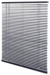 Intensions Jaloezie 180x175x5cm lamellen 2.5cm aluminium Donkergrijs 1187422