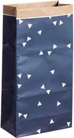 Opbergzak Driehoek Blauw Blauw