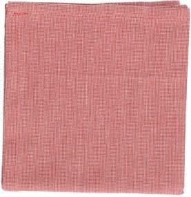 Theedoek, bio-katoen, oud roze gemêleerd, 50 x 70 cm