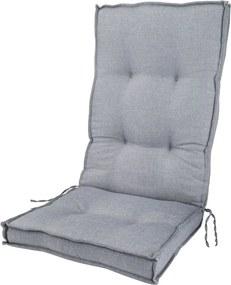 Tuinkussen standenstoel REBSENGE grijs