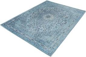 Vloerkleed - Madrid - Blauw 70 x 140 cm