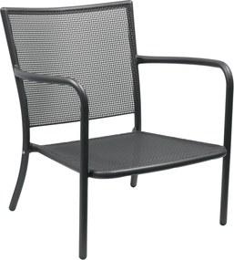 Emu Athena loungestoel grijs