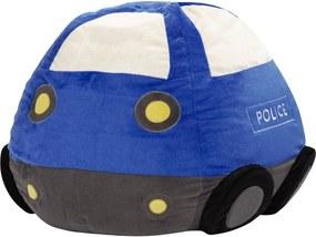Sitting Point Kinder Zitzak BeanBag Kids Politie - Blauw