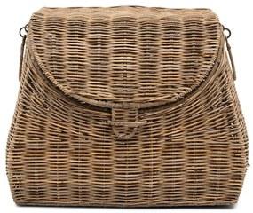 Rivièra Maison - Rustic Rattan My Favourite Bag Basket - Kleur: naturel