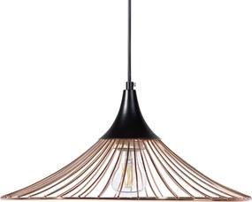 Hanglamp koper GIONA