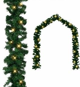 Kerstslinger met LED-lampjes 10 m