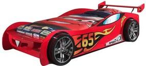 Vipack Le Mans - Kinderbed Kleur: Wit