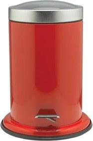 Sealskin Acero pedaalemmer 22x28cm RVS rood 361732459