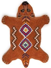 Doing Goods Berber Grizzly Bear Small vloerkleed 87 x 65 cm