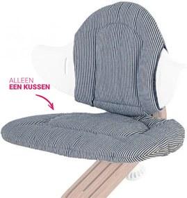 Highchair cushion kussen - Premium Denim - Kinderstoelen details