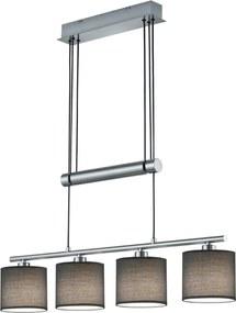 Jorin hanglamp, grijs - lampen-24