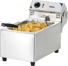 Professionele elektrische friteuse 10 Liter RVS