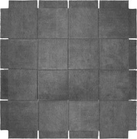 Design House Stockholm Basket vloerkleed 245x245 grijs