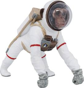 Kare Design Space Monkey 32 Cm Astronaut Aap