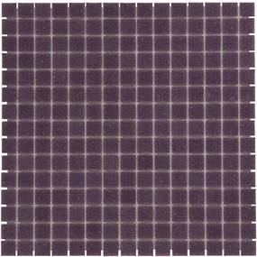 Mozaiektegel Amsterdam Purple Soft Grain Glass 322x322