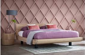 Goossens Excellent Bedframe Denzo, 160 x 210 cm