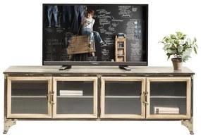 Kare Design Kontor TV-meubel Van Metaal - 160x42x53.5cm.