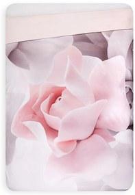 Ted Baker Hinnia Porcelain Rose dekbedovertrek van katoensatijn 220TC