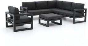 Forza Maderno hoek loungeset 5-delig - Laagste prijsgarantie!