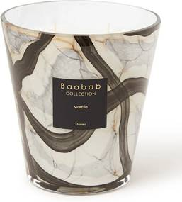 Baobab Collection Stones Marble geurkaars 20 cm