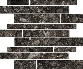 Vtwonen composite wandtegel 30x30 cm black antraciet mat 1017357