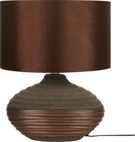 Tafellamp bruin LIMA