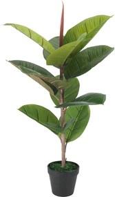 Kunstplant RUBEN H70cm met pot