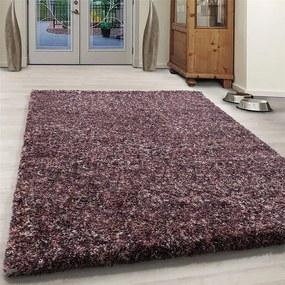 Vloerkleed - Obe - Rechthoek - Roze Enjoy Effen 60 x 110 cm - Ga naar Dekbed-Discounter.nl & Profiteer Nu