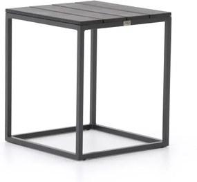Bellagio Velino bijzet tuintafel 50x46x55cm - Laagste prijsgarantie!