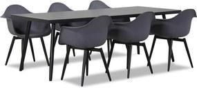 Domani Cassaro/Cassaro 220 cm dining tuinset 7-delig