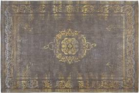 Karpet 160x240 Medallion Zwart