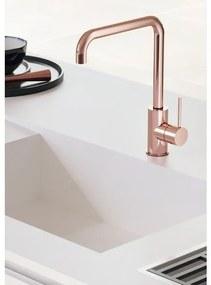 Hotbath Cobber keukenmengkraan Keuken rose goud CB041RG