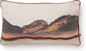 HKliving Double Sided Landscape sierkussen 60 x 35 cm