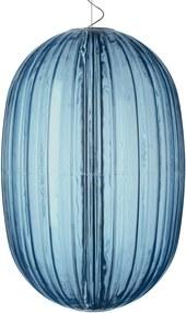 Foscarini Plass hanglamp blauw