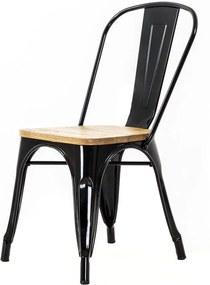 Legend Café stoel - Houten zitting -