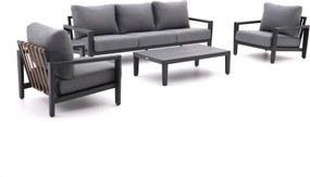 Forza Tauro stoel-bank loungeset 4-delig - Laagste prijsgarantie!
