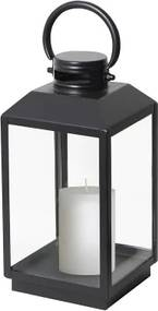 Windlicht Newport S Zwart