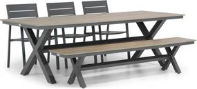 Lifestyle Stella/Forest 240 cm dining tuinset 5-delig