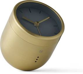 Menu Norm Tumbler Alarm wekker Brushed Brass