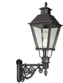 Muurlamp Katwijk M antraciet