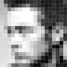 James Dean - 180 x 200 cm