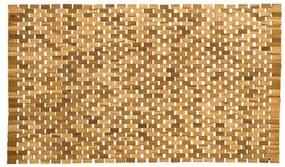Woodblock Badmat 60 x 60 cm