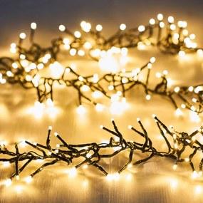 Cluster verlichting - warm wit - 768 LED