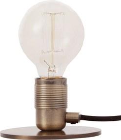 Frama E27 tafellamp brons