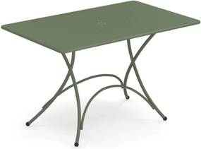 Emu Pigalle Tuintafel 120x76 Military Green