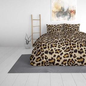 Sleeptime Elegance Panther Touch 1-persoons (140 x 220 cm + 1 kussensloop) Dekbedovertrek