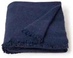 Hay Mono Blanket plaid van wol 180 x 130 cm